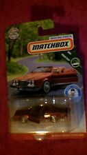"Matchbox ""Moving Parts"" - 2019 - '83 Buick Riviera Convertible - Metallic Red"