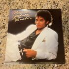 Michael Jackson Thriller vinyl album LP 1982 1st press! Rare PROMO