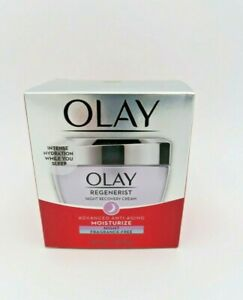 Olay Regenerist Advanced Anti-Aging Night Recovery Cream 1.7oz NEW IN BOX
