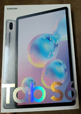 """New Sealed Samsung Galaxy Tab S6 SM-T867 128GB, Wi-Fi+4G T-Mobile,10.5""""–Mountain"""