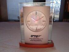 Iowa Pupil Transportation Association 50 Years Of Serving School Desk Clock