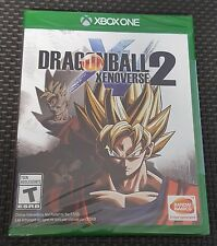 Dragon Ball Xenoverse 2 - Xbox One - Brand New & Factory Sealed !!