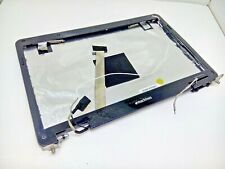 "eMachines E725 KAWF0 15.6"" Genuine Black LCD Back Cover + Hinges + Bezel / 127"