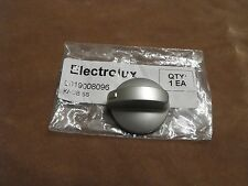 0019008096: Westinghouse  Cooktop-Oven Silver Knob GENUINE