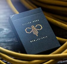 Bicycle Ellusionist Killer Bee Deck US Playing Cards Magic Poker