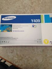 "Samsung Y409 yellow Toner ""CHECK DESCRIPTION FOR PRINTER USE"" CLT-Y409s"