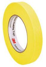 3M 6652 Automotive Refinish Masking Tape, 18 mm x 55 m