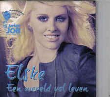 Elske-Een Wereld Vol Leven cd single
