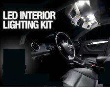 Audi Rs4 B5 Estate Led Xenon Blanco LED interior luces Bulbos Kit