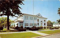 Sullivan Indiana 1960s Postcard BPOE Elks Club