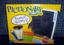 NEW PICTIONARY FRAME GAME TURNS UP THE HEAT ON CLASSIC PICTIONARY 3 GAMES IN 1