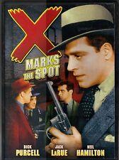 X  MARKS THE SPOT~1942 VG/C DVD~HELEN PARRISH DAMIAN O'FLYNN JACK LaRUE