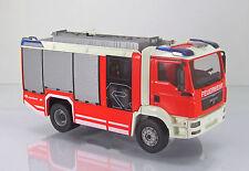 Wiking 043142 MAN TGM Feuerwehr - Rosenbauer AT mit transp. Heck  Scale 1/43