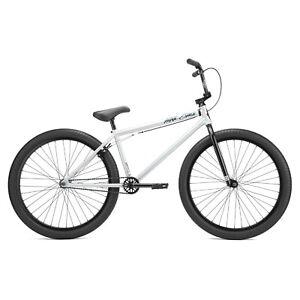 "2022 Kink Drifter 26"" Big BMX Bike Gloss Digital White - We Ship Same Day!!!!"