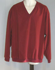Mens LARGE  Lightweight  PULLOVER   V NECK  Woolrich...great for golfing!