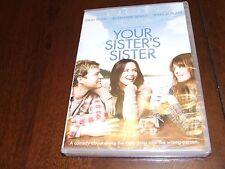Your Sister's Sister (DVD, 2012) Emily blunt Rosemarie Dewitt mark Duplass New