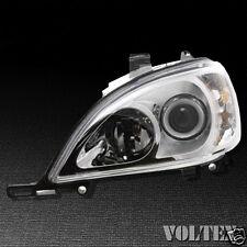 2002-2005 ML Class Mercedes-Benz Headlight Lamp Clear lens Halogen  Left Side
