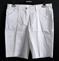 GREEN LAMB Short Kurze Damen Hose Gr 44 Bermuda 3/4 Hose 99,- STRETCH D2401
