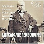 Mercadante Rediscovered, , Very Good CD