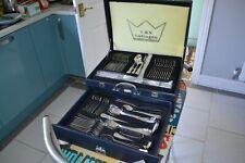 SBS Solingen Germany 18/0 Stainless Steel Cutlery Set - Unused - #LM