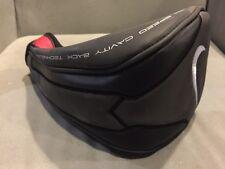 New Nike VRS VR-S Covert Black Grey Driver Original Sock Headcover Tiger Woods