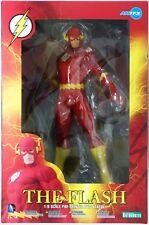 Flash 1/6 Scale PVC Artfx Statue Kotobukiya NEW SEALED DC COMICS Justice League