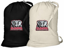 University of Alabama Laundry Bags 2 Pcs w/ Shoulder Straps