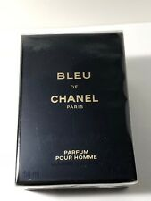 BLUE DE CHANEL PURE PARFUM FOR MEN SPRAY 1.7 oz/50 ml SEALED BOX 100% authentic!