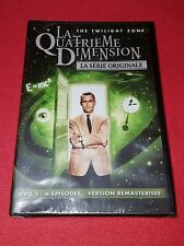 DVD La Quatrième Dimension (6 épisodes) Volume 3