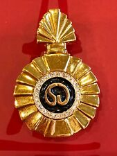 ST JOHN COLLECTION PERFUME BOTTLE BROOCH PIN