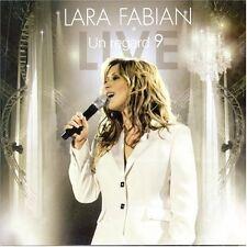 LARA FABIAN - Un regard 9 LIVE - CD 16 titres