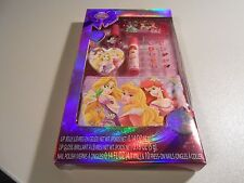 New In Box Disney Princess Follow Your Dreams Cosmetic Kit & Smile Kit plus Cars