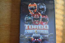 Turbo A Power Rangers : The Movie Der Film Mighty Morphin  DVD NEU