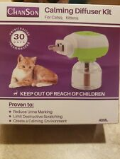 ChanSon Calming Diffuser Kit for Cats and Kittens NEW!