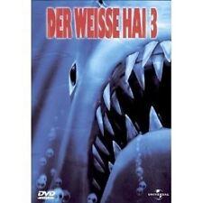 WEISSE HAI,DER 3 -  DVD NEU DENNIS QUAID,BESS ARMSTRONG,SIMON MCCORKINDALE