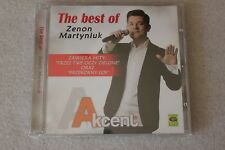 The Best Of Martyniuk Zenon CD AKCENT POLISH CD DISCO POLO