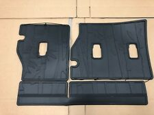 2019 Subaru Forester Rear seat Back protector Genuine OEM # J501SSJ310