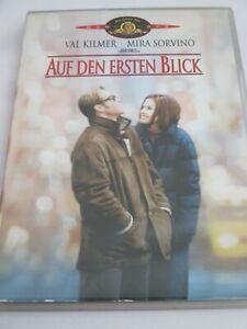 MGM - Auf den ersten Blick - DVD/Komödie/Val Kilmer/Mira Sorvino