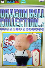 DRAGON BALL COLLECTION OOLONG Vol. 2 FIGURE FIGURA NEW NUEVA