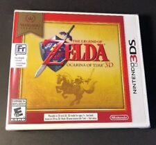 The Legend of Zelda Ocarina of Time 3D [ Nintendo Selects ] (3DS) NEW
