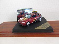 VITESSE. Renault Megan Coup. Safety Car. Red. 1996.1:43. V063E