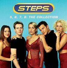 5,6,7,8: The Collection by Steps (CD, Nov-2015, 2 Discs, Music Club Deluxe)