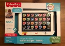 Fisher Price laugh & learn smart stages tablet new in box
