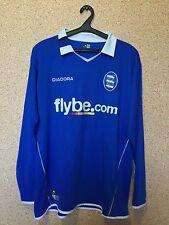 Birmingham City ENGLAND 2004/2005 HOME FOOTBALL SHIRT JERSEY MAGLIA DIADORA