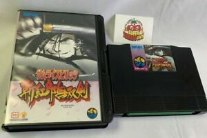 SNK NEOGEO SAMURAI SPIRITS III Shodown AES boxed JAPAN Version NEO GEO IN STOCK