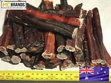 3kg Australian Beef Bully / Pizzle Sticks Naturally Dehydrated Natural Dog Treat