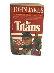The Titans By John Jakes 1986