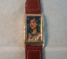 1995 DISNEY POCAHONTAS LIMITED EDITION OF 2500 ART FROM EYES & EARS WATCH