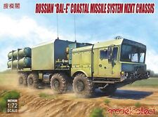 Modelcollect 1/72nd Scale Bal-E Coastal Defense Missile System Kit No. 72030