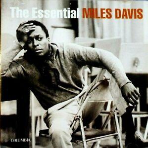 The Essentail - Miles Davis, 2 CD Set  - CD, VG